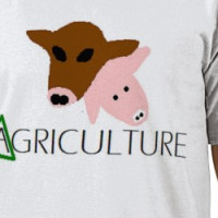 Agriculture T-shirt T-shirt