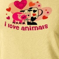 Animal Love T-shirt