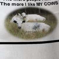 Cow Lovers T-shirt