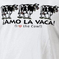 cow_Spanish_1 T-shirt