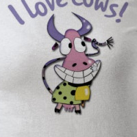 I love Cows! T-shirt