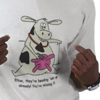 Mooooove 'em out! The T-Shirt T-shirt